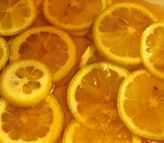 kick booty lemon honey remedy
